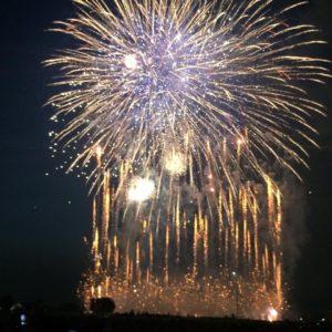 2017新宿からイケる!花火大会8月開催