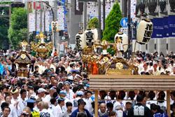 花園神社例大祭2017年5月27日(土)~5月28日(日)